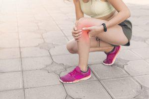 Болки в коленете и спорт
